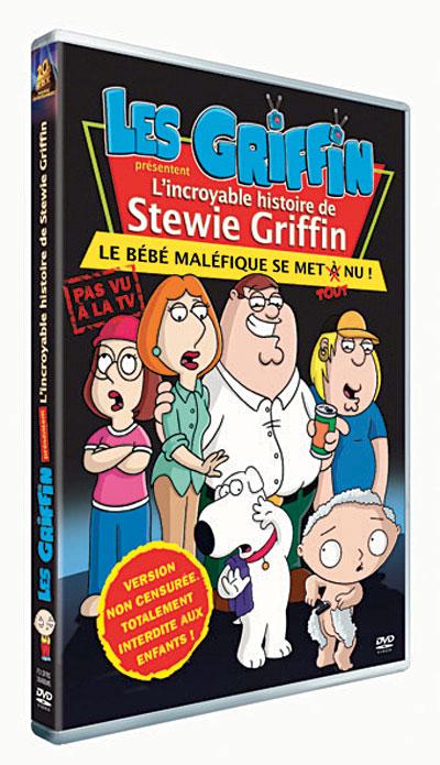 [MULTI] L'Incroyable histoire de Stewie Griffin [DVDRiP]