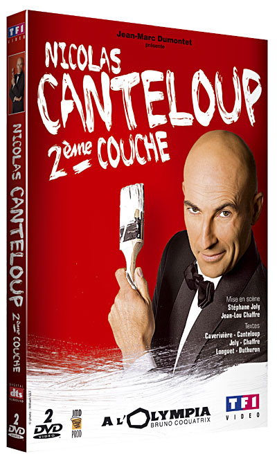 Nicolas Canteloup 2eme Couche |Repack| FRENCH DVDRip [FS]