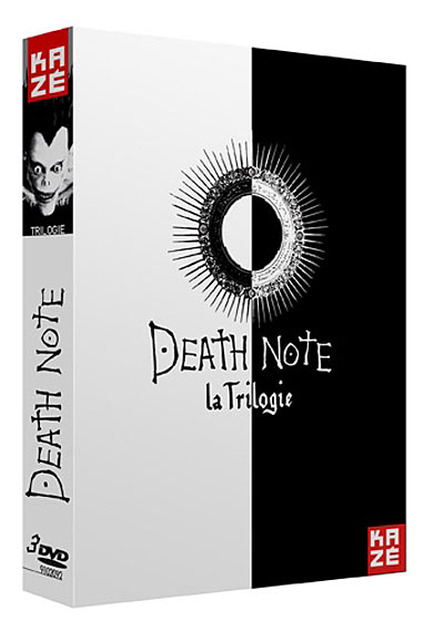 Death Note TRiLOGiE [DVDRIP] [FRENCH] AC3 [FS] [US]