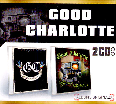 Coffret 2 CD : Good Charlotte / The Young and The Hopless