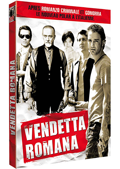 film Vendetta Romana en streaming