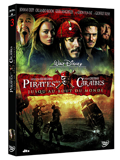 Pirates des Caraпbes : Jusqu'au Bout du Monde [BDRIP] [FRENCH] AC3 [FS]