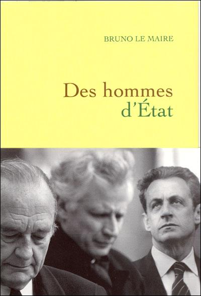 Bruno Le Maire, le livre…