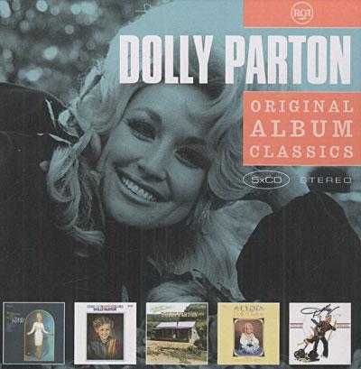 Dolly Parton 0886972711126
