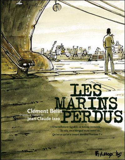 Les Marins perdus dans BD 9782754801126