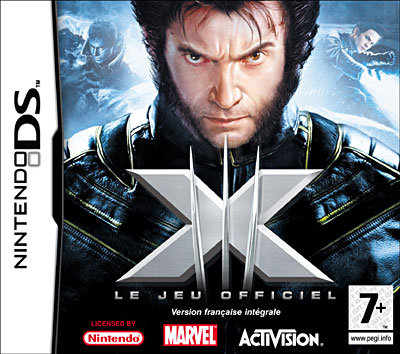 X-Men : Le Jeu Officiel DS