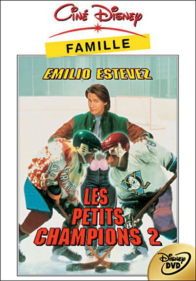 [Walt Disney Pictures] Les Petits Champions (Trilogie 1992-1996) 3459370425536