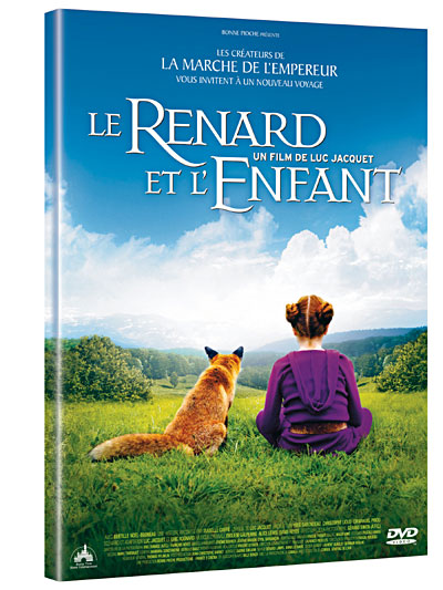 Le Renard et l'Enfant - Edition Simple, Collector, Prestige et Blu-Ray - 15 octobre 2008 8717418170936