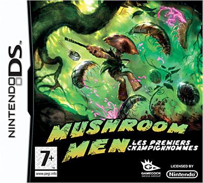 Mushroom Men : Les Premiers Champignhommes DS