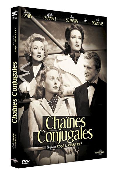 Chaînes conjugales (1 Letter to 3 wives) de Mankiewicz 3333297395656