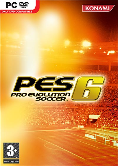 pro evolution soccer 6 - الكاتب: otmane-modric12 • Windows