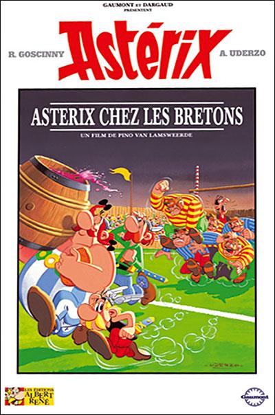 Asterix Chez Les Bretons [DVDRiP | FRENCH] [MULTi]