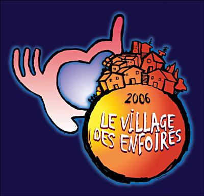 Les Enfoirés - Le village des enfoirés 2006 3259130173666