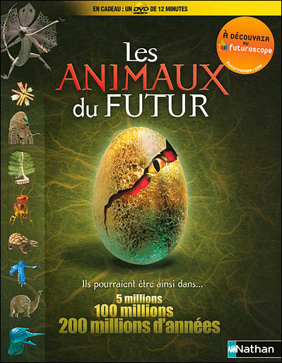 Les animaux du futur  Documentaire  par Ticqs preview 0