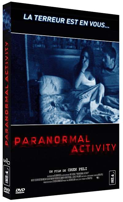Paranormal Activity [DVDRIP] [FRENCH] AC3 [FS]