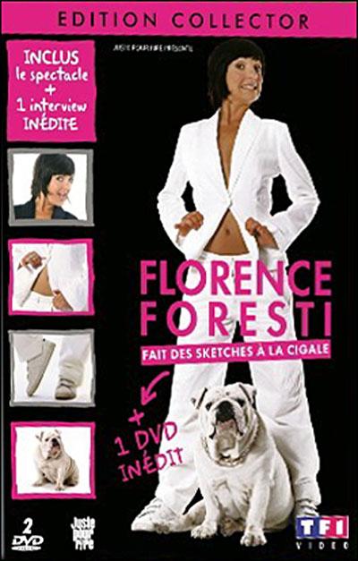 Florence Foresti fait des sketches à la Cigale affiche