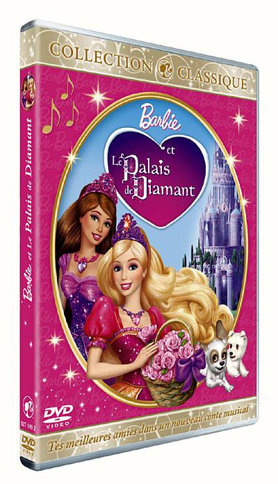 Barbie et le Palais de Diamant  [DVDRIP ] [FRENCH] RG