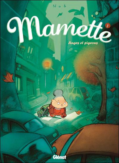Couverture de Mamette
