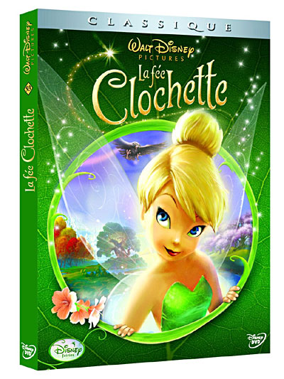La fée Clochette - Page 2 8717418174996