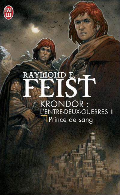 Krondor, par R.E Feist 9782290344996