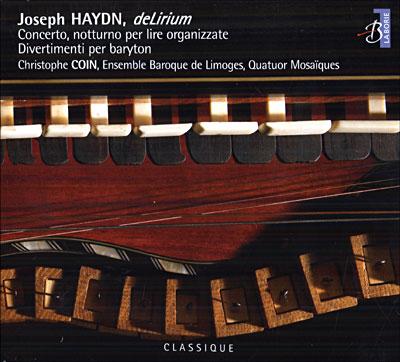 Joseph Haydn, deLirium HobVIIh.1-5 3760162190007