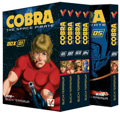 Cobra the space pirate
