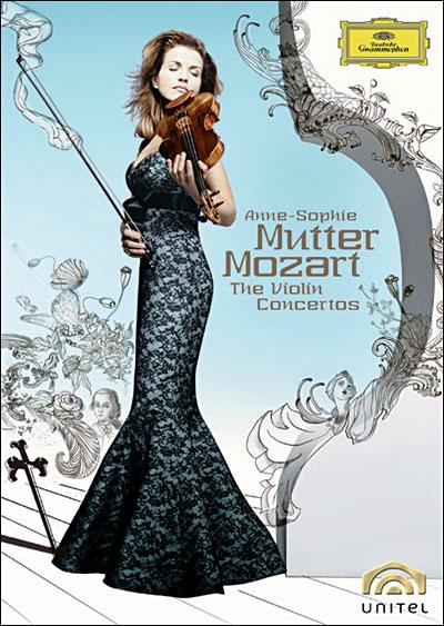 Mozart - Mozart : œuvres pour violon - Page 2 0044007342107