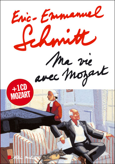Ma vie avec Mozart 9782226168207