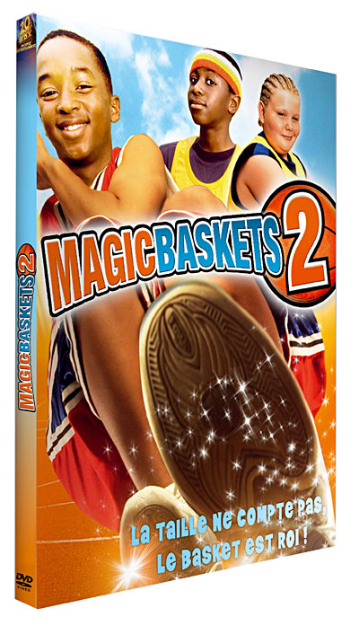 Magic baskets 1 et 2  [DVDRIP] [FRENCH] [DF] [FS]
