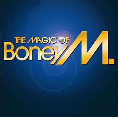Boney M The Magic Of Boney M 2006 PAL