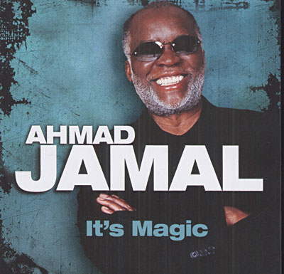 #7 Arabesque - Ahmad Jamal (3 novembre 2008) 3460503691827