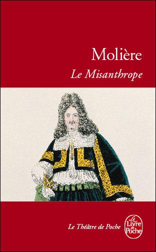 LE MISANTHROPE de Molière 9782253037927