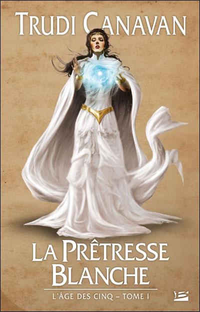 La Prêtresse Blanche 9782352943037