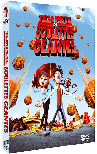 [MULTI] Temp?te de boulettes g?antes [DVD-R] [PAL]
