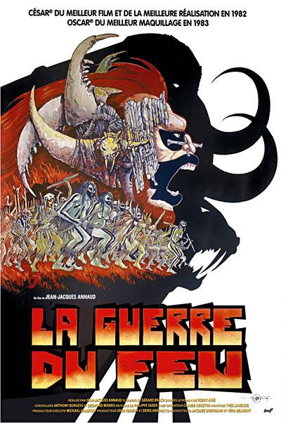 La Guerre du feu (1981) AC3 [FRENCH] [DVDRiP] [RG]