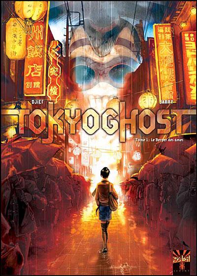 Couverture de Tokyo Ghost