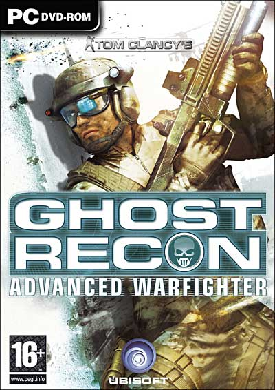 Tom Clancy's Ghost Recon Advanced: Warfighter Ru (RePack) 2006 Mexican