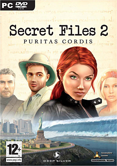 Secret Files 2 Puritas Cordis [ISO][FRENCH][FS][WU]