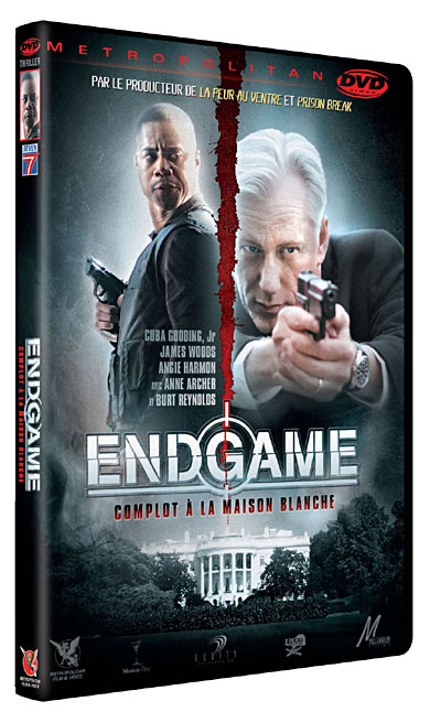 End Game - Complot à la Maison Blanche [DVDRIP] [FRENCH] AC3 [FS]
