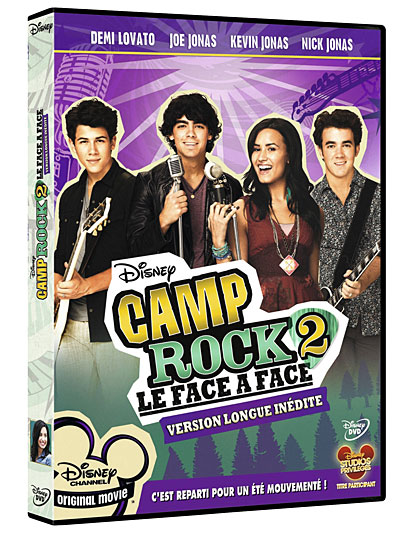 [MULTI] Camp Rock 2 [DVDR] [NTSC]