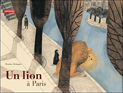 Visuel Un lion à Paris