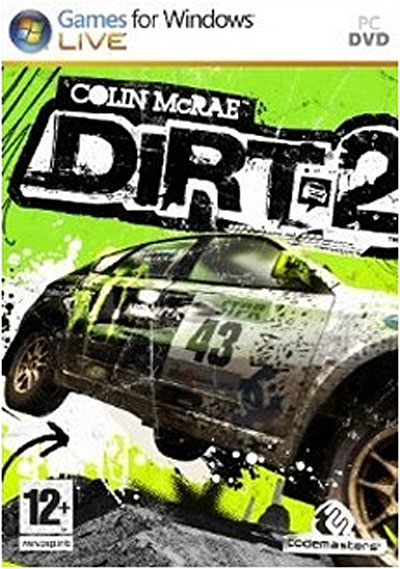 Colin Mc Rae : Dirt 2 5024866341867