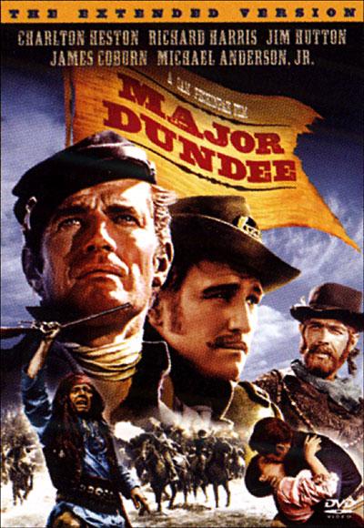 Major dundee 1965 imdb film hakkında bilgiler filmin yönetmeni sam