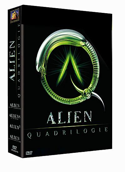 Alien Quadrilogie   | DVDR |MULTi