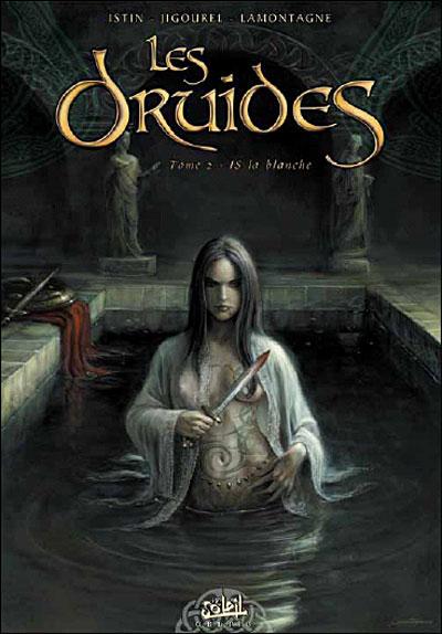 """Couverture """"Les Druides"""" tome 2"""
