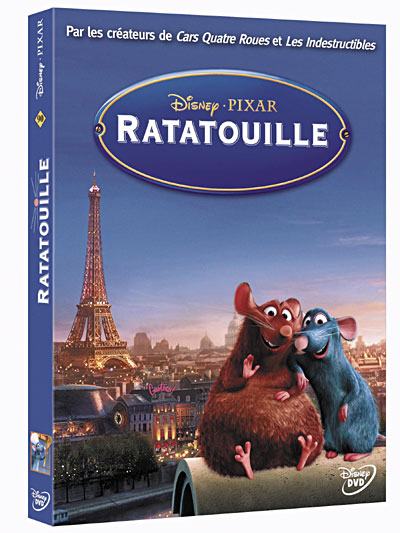 Ratatouille Disney/Pixar 8717418147877