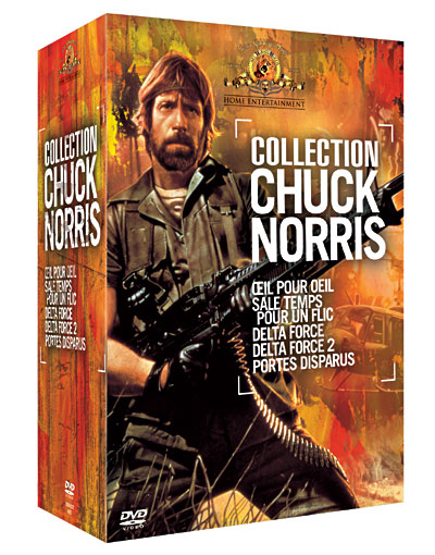 Chuck Norris The Barkley - ultraufootorg