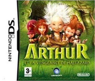 Arthur et la Vengeance de Maltazard DS