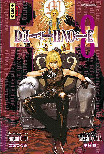 Death Note - Page 7 9782505002697