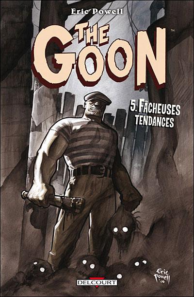 The Goon par Eric Powell 9782756013008